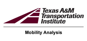 Mobility Analysis — Texas A&M Transportation Institute (logo)